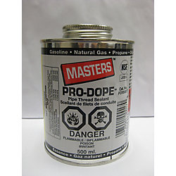 Masters Pro-Dope Pipe Thread Sealant - 500Ml