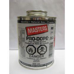 Masters Pro-Dope Pipe Thread Sealant - 500Ml