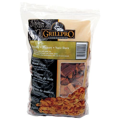 GrillPro Hickory Wood Chips