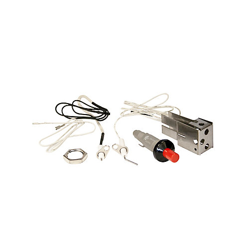 Universal Push Button BBQ Igniter Kit