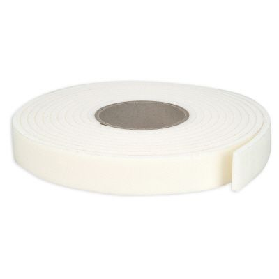 Closed-Cell Foam Tape Self-Adhesive Weatherstripping