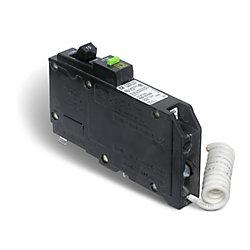 Schneider Electric - Square D Disjoncteurs avec interrupteur de circuit de défaut d'arc QO  de 15A unipolaire