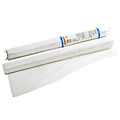 102-inch X 500 sq. ft. Light Poly Drop Sheet