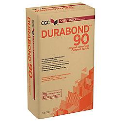 Sheetrock DURABOND 90 Setting-Type Joint Compound, 15 kg Bag