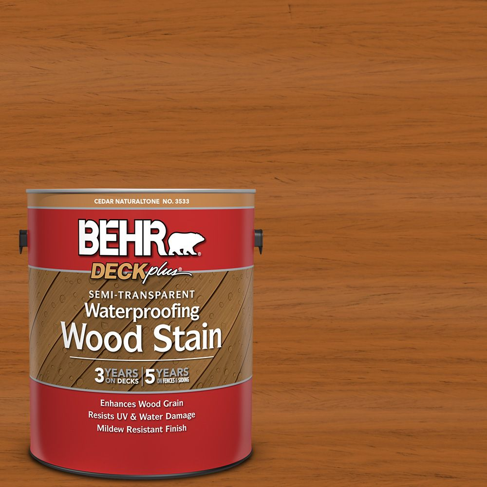 Waterproofing wood finish redwood 40201 canada - Woodsman premium exterior wood care ...