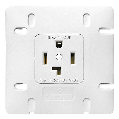 30 Amp Dryer Receptacle