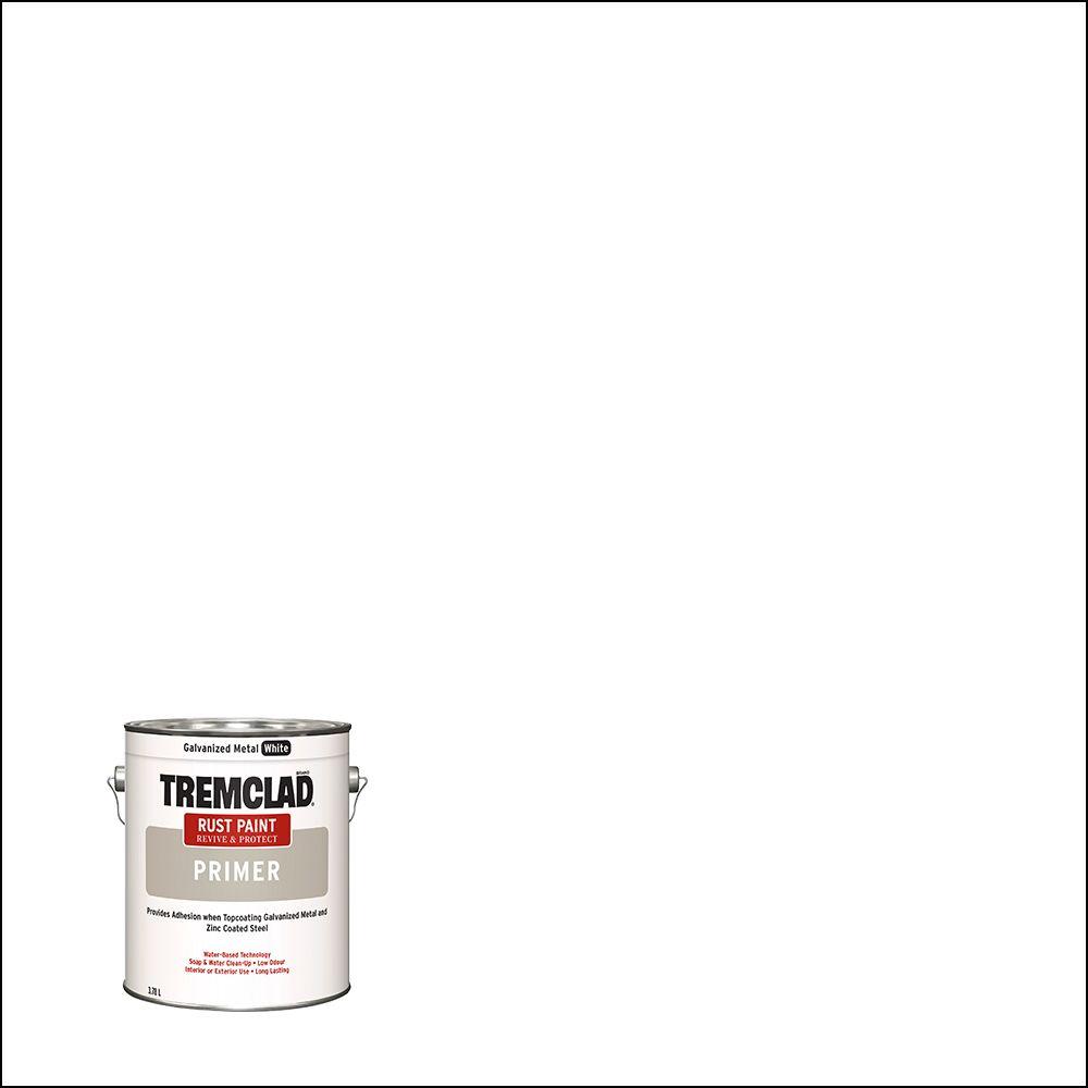 Rust Primer - Galvanized White (3.78L)