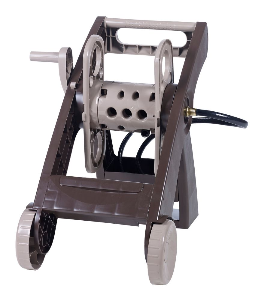 Garant Fold And Store Hose Reel Cart