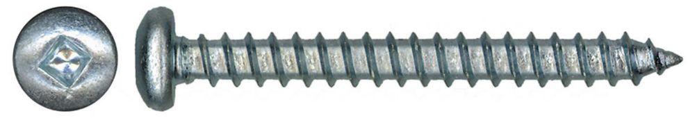 4x5/8 Pon Soc Wd/Mtl 23Pc Screw