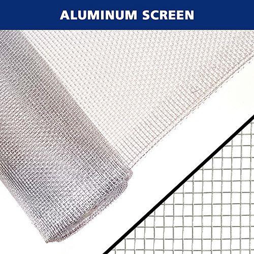 Everbilt 36-inch X 84-inch Aluminum Screen