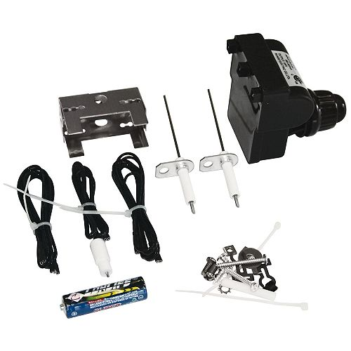 GrillPro Universal Electronic BBQ Ignition Kit