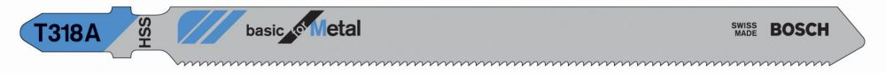 T318a 4 In. Jig Saw Blade
