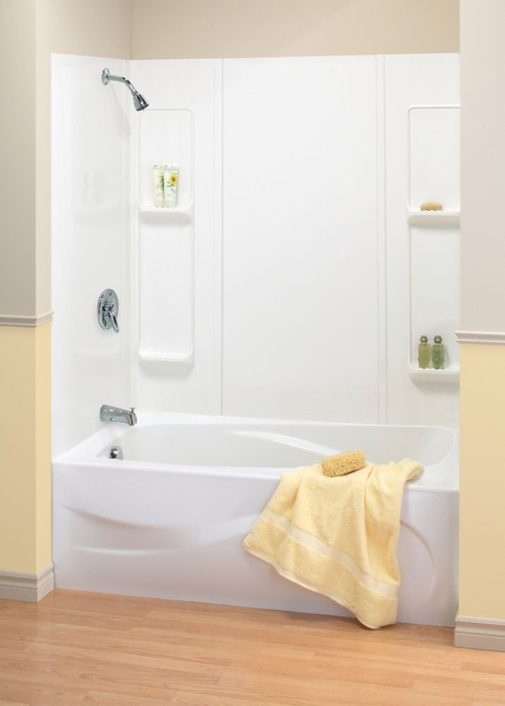Shop Tub Showers at HomeDepotca The Home Depot Canada