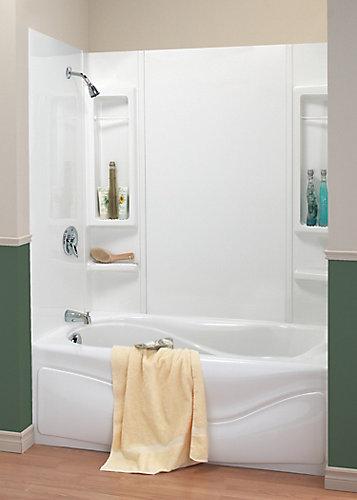 MAAX 59\'\' PANAMA tub wall kit | The Home Depot Canada