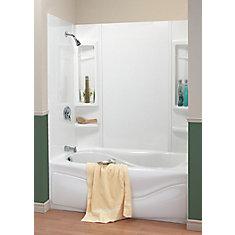 MAAX 59\'\' ALABAMA tub wall kit | The Home Depot Canada