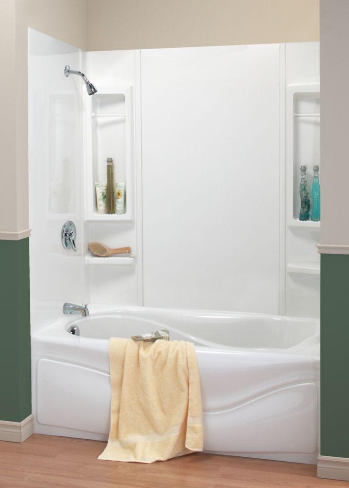 PANAMA 59'' contour de baignoire