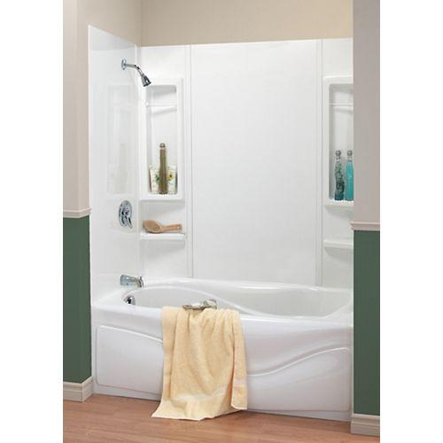 MAAX 59-inch PANAMA tub wall kit