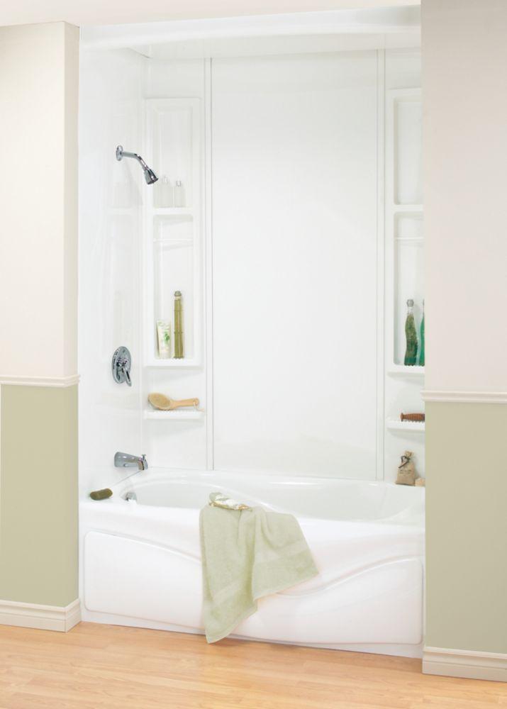 ALASKA 80'' countour de baignoire