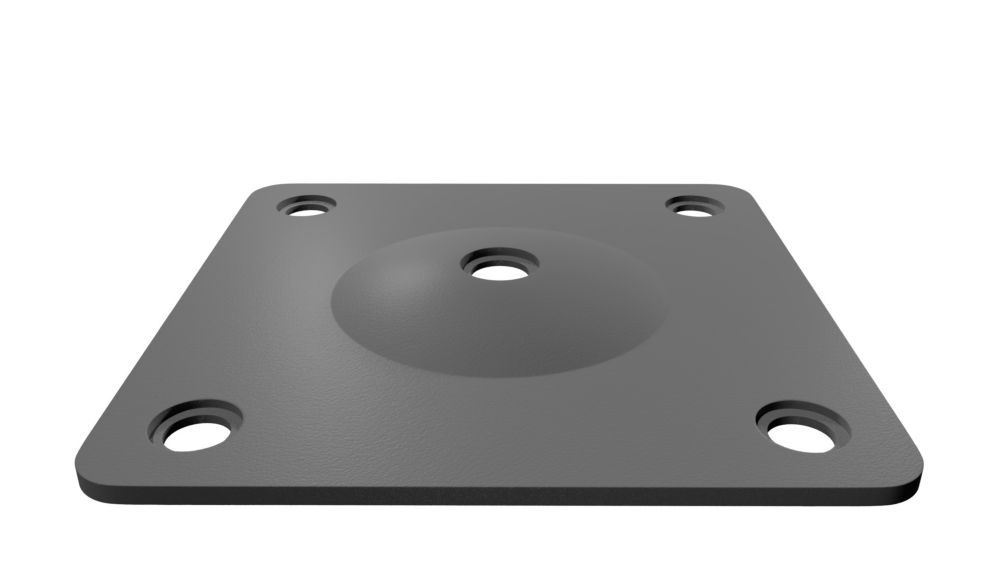JACKPOST BEARING PLATE - 6 Inchesx7 Inches