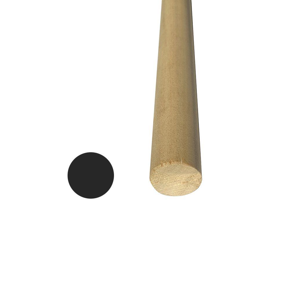 Goujon en bois franc 1 1/4 x 48, avocat