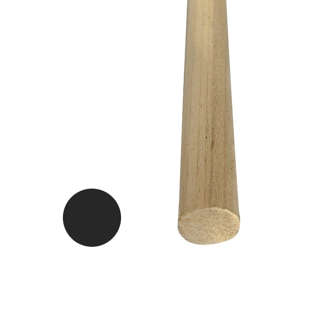 Goujon en bois franc 1/2 x 72, mauve