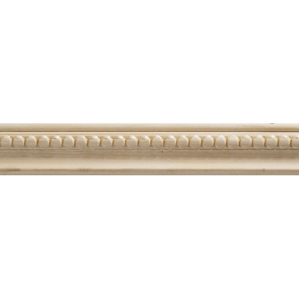 Ornamental mouldings moulure panneau en bois blanc dur de for Moulures en bois decoratives