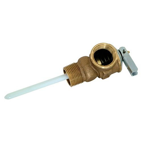 Eastman Temperature and Pressure Relief Valve