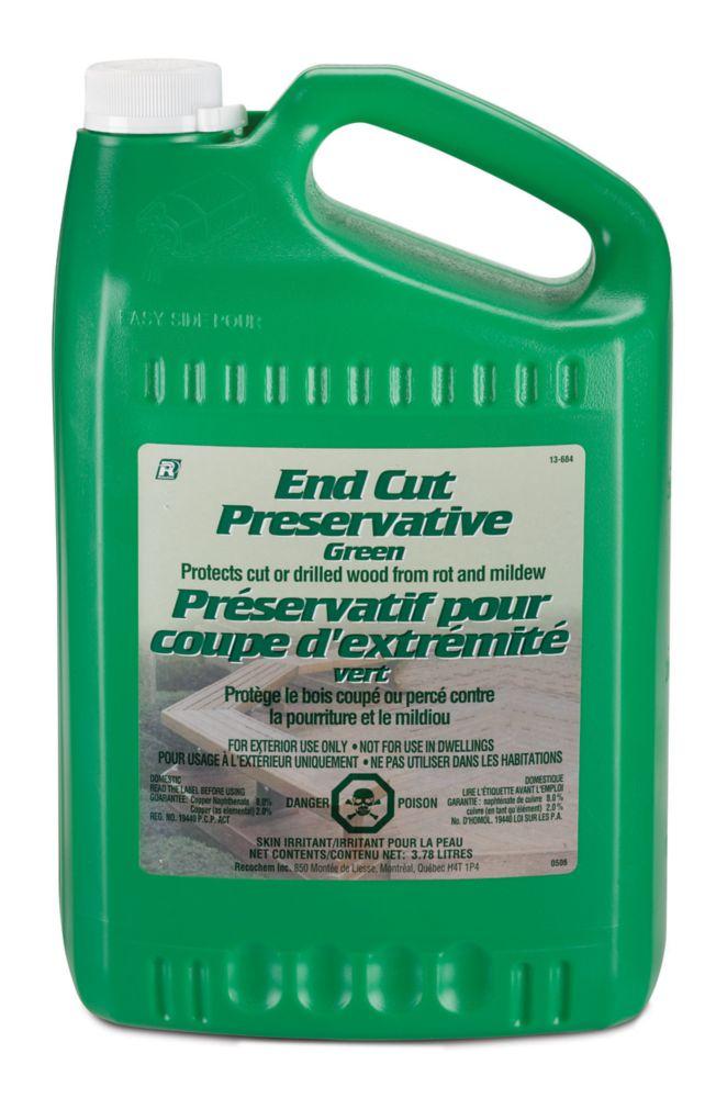 Recochem End Cut Preservative Green L The Home Depot Canada