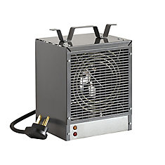 4800W/240V Construction Heater, Almond