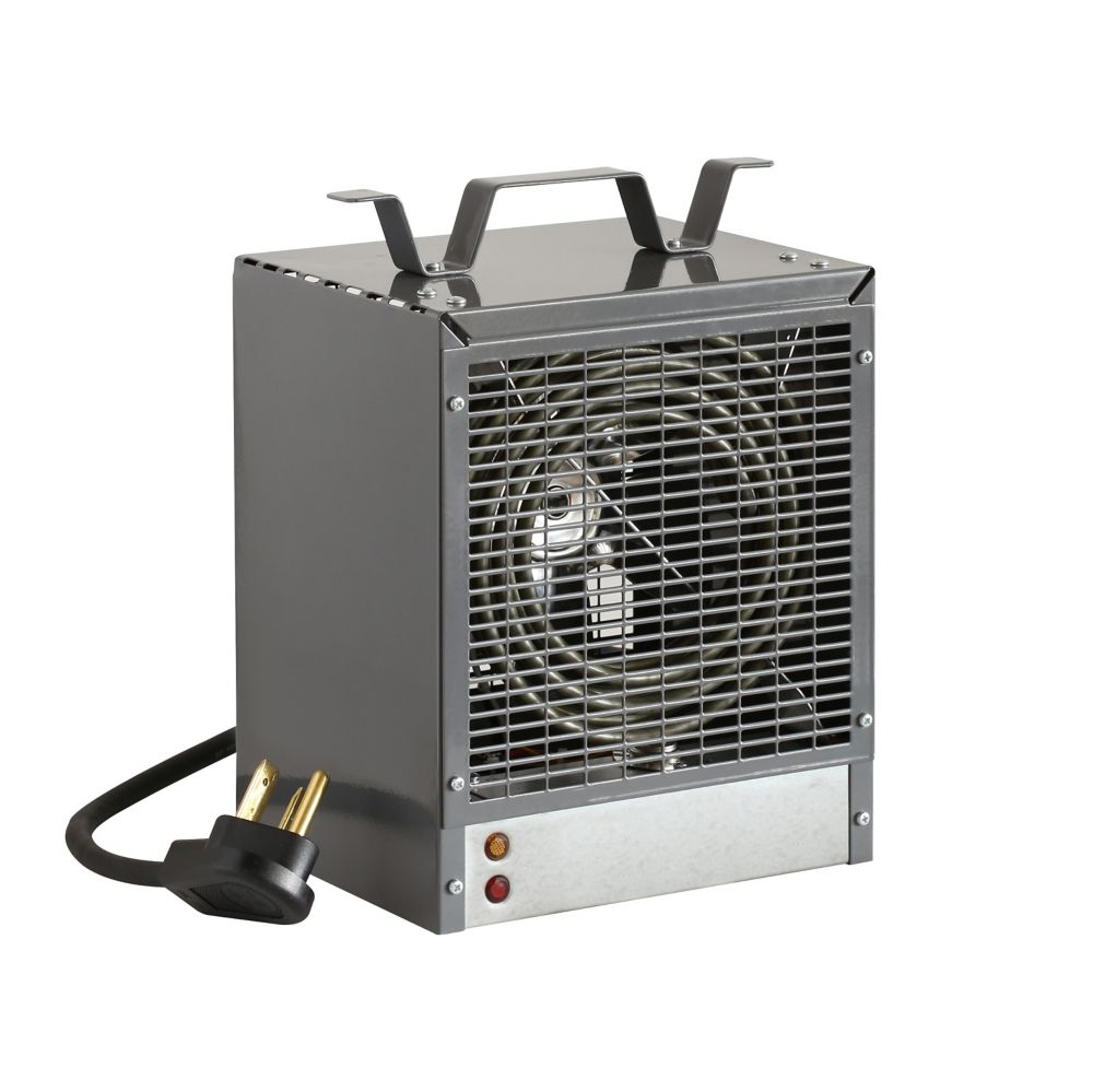 Dimplex 4800W/240V Portable Construction Heater in Almond