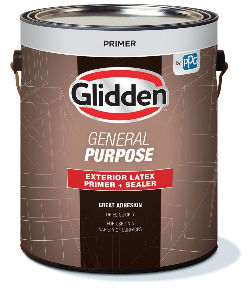 CIL Premium Exterior Primer-Sealer and Undercoater 3.7 L