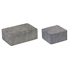 Cobblestone Paver Set- Grey/Charcoal