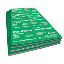Durofoam Isolant rigide en PSE, 96po X 48po X 1,5po