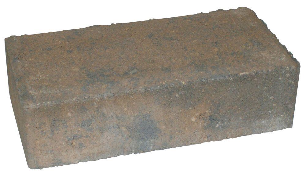 Brickstone Paver - Rocky Mountain Blend - Tan/Charcoal