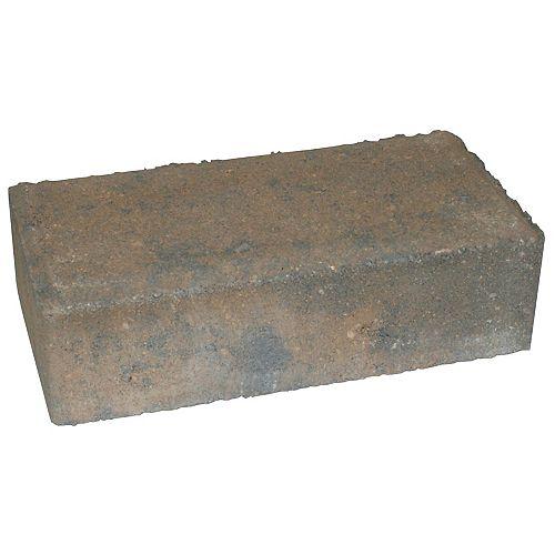 Cindercrete Brickstone Paver- Tan/Charcoal
