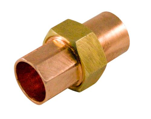 Fitting Copper Union 1/2 Inch
