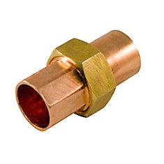Fitting Copper Union 1/2 Inch