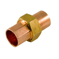 Aqua-Dynamic Fitting Copper Union 3/4 Inch
