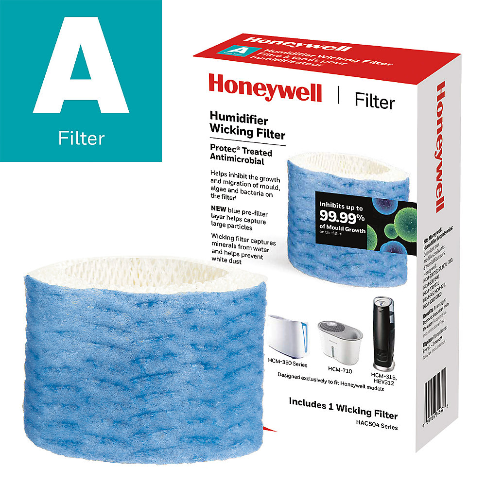 Replacement Filter for Cool Mist Humidifiers
