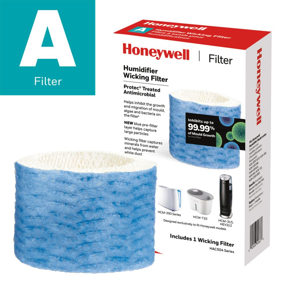 Honeywell Honeywell Replacement filter for Cool Moisture Humidifiers | The  Home Depot Canada