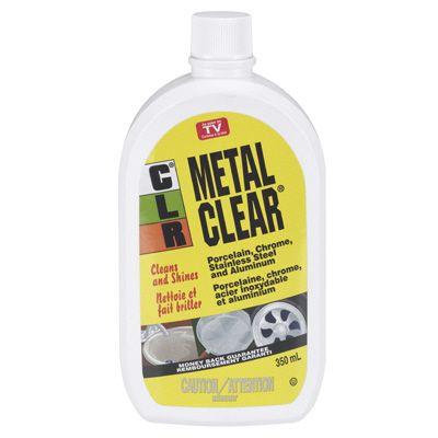 Nettoyant pour métaux, 6-350 ml