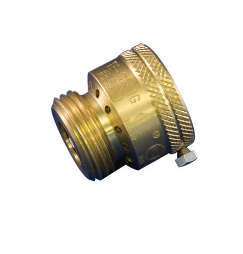 Aqua dynamic vacuum breaker inch brass the home
