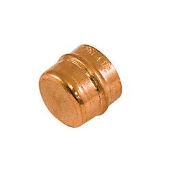 Aqua-Dynamic Fitting Copper Pre-Soldered Cap 1/2 Inch