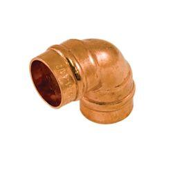 Aqua-Dynamic Fitting Copper Pre-Soldered 90 Degree Elbow 1/2 Inch