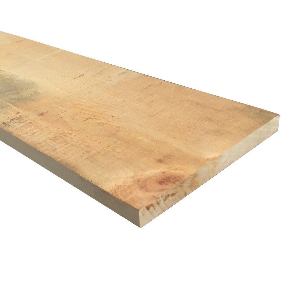 LP SolidStart Eastern White Pine (7/8 Inch) 1 Inchx10 Inch (Random lengths)