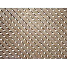 Lattice Wood Panel Plastic Panel Amp Fencing The Home