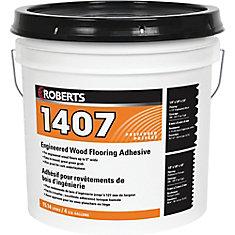 1407, 15L Acrylic Urethane Adhesive for Engineered Wood Floors