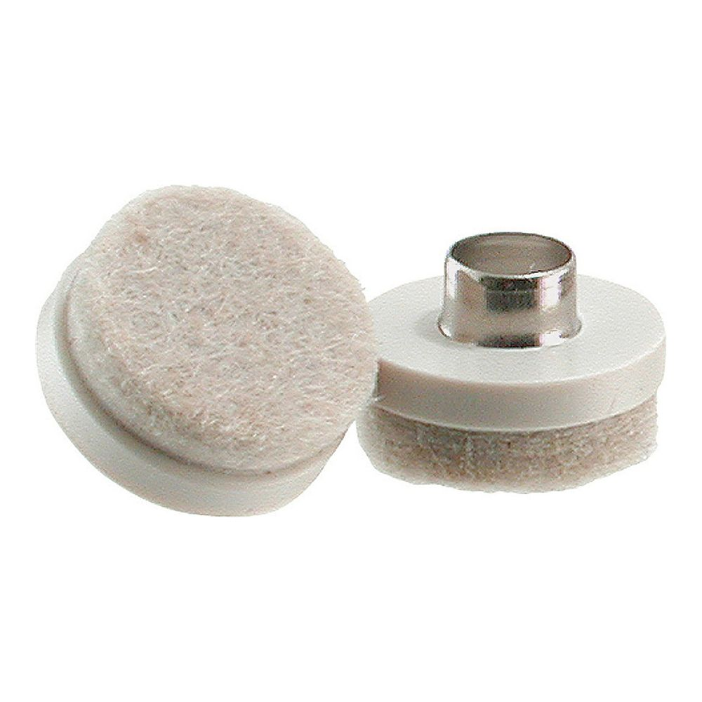 1 Inch  Felt Gard Plus Nail-On Protector
