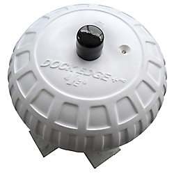 Dock Edge 9-inch Dock Corner Wheel