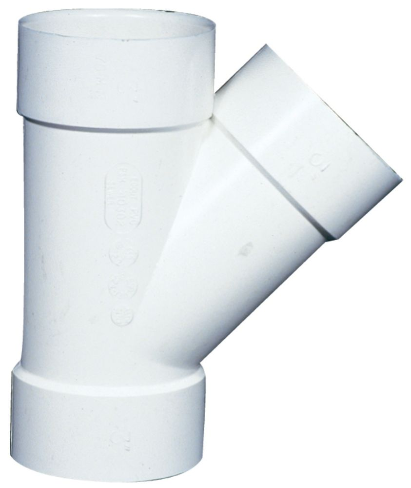 Plumbing pipe wyes canada discount canadahardwaredepot